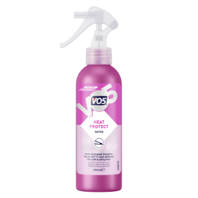 Vo5 Heat Protect Hair Treatment Styling Spray 200ml