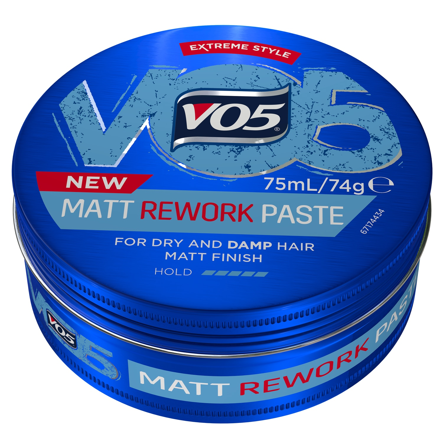 VO5  Matt Rework Paste 75ml