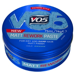 VO5 HAIR PASTE Rework Putty 75 ML
