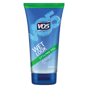 VO5  Wet Look Styling Gel 200ml