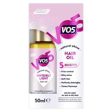 VO5 HAIR INTENSIVE CONDITIONERS Invisible 50 ML